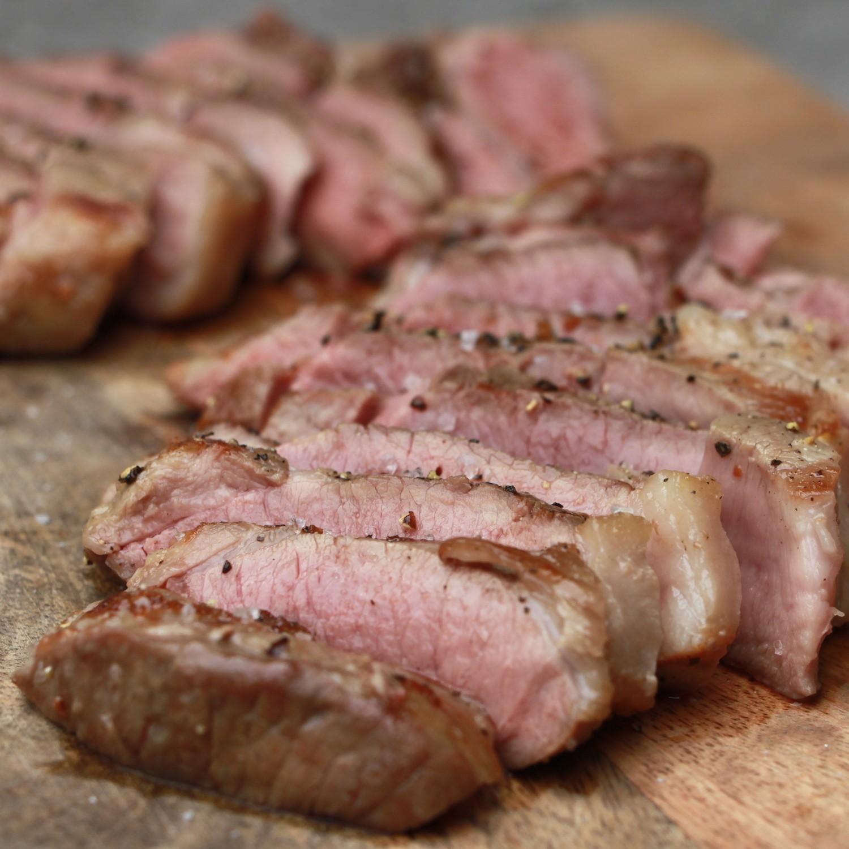 Lamsfilet van de BBQ - Nieuw Zeelands lam